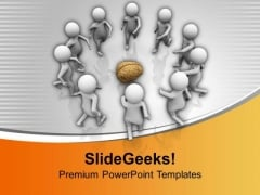 Find Solution With Brain Mapping PowerPoint Templates Ppt Backgrounds For Slides 0613