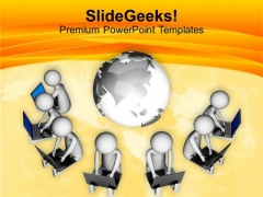 Find Solutions For Business Growth PowerPoint Templates Ppt Backgrounds For Slides 0713