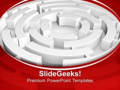 Find The Right Path For Growth PowerPoint Templates Ppt Backgrounds For Slides 0513