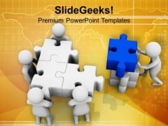 Find The Right Solution And Fix Issue PowerPoint Templates Ppt Backgrounds For Slides 0713