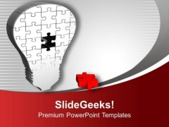 Find The Right Solution Business PowerPoint Templates Ppt Backgrounds For Slides 0513
