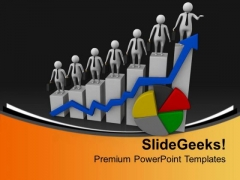 Find Top Position With Right Efforts PowerPoint Templates Ppt Backgrounds For Slides 0713