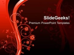 Floral Design PowerPoint Templates And PowerPoint Themes 0512