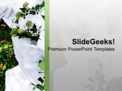 Flower Theme Background For Celebration PowerPoint Templates Ppt Backgrounds For Slides 0413