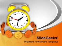 Focusing On Time Business Concept PowerPoint Templates Ppt Backgrounds For Slides 0413