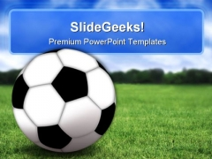 Football Sports PowerPoint Templates And PowerPoint Backgrounds 0111