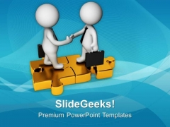 Found The Perfect Business Opportunity PowerPoint Templates Ppt Backgrounds For Slides 0613
