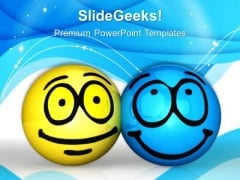 Friendship Bracing PowerPoint Templates And PowerPoint Themes 1012