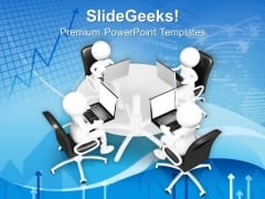 Future Plan Discussion Meeting PowerPoint Templates Ppt Backgrounds For Slides 0713