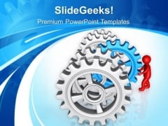Generate Leadership Quality For Growth PowerPoint Templates Ppt Backgrounds For Slides 0613