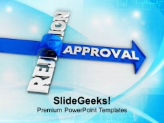 Get Approval For Different Business PowerPoint Templates Ppt Backgrounds For Slides 0513