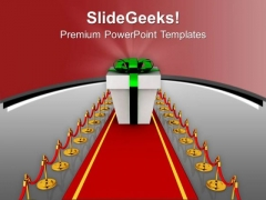 Gift Ready For Specific Event PowerPoint Templates Ppt Backgrounds For Slides 0713