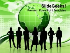 Global Business Teamwork PowerPoint Templates And PowerPoint Themes 0912