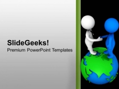 Global Business Tenders For Money Growth PowerPoint Templates Ppt Backgrounds For Slides 0713