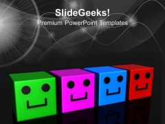 Global Communications Icons PowerPoint Templates And PowerPoint Themes 1012
