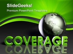 Global Coverage Internet PowerPoint Themes And PowerPoint Slides 0211