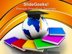Global Education Future PowerPoint Templates And PowerPoint Themes 0812