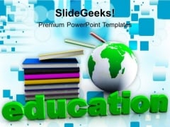 Global Education Future PowerPoint Templates Ppt Background For Slides 1112