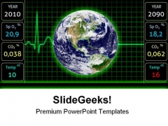 Global Healthcare Environment PowerPoint Themes And PowerPoint Slides 0211