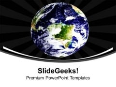 Global Issues Space Environment PowerPoint Templates Ppt Backgrounds For Slides 1112