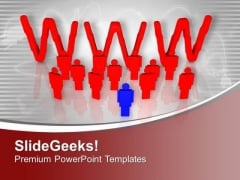 Global Partnership PowerPoint Templates Ppt Backgrounds For Slides 0713