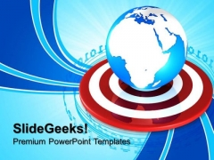 Global Target Business PowerPoint Templates And PowerPoint Themes 0612