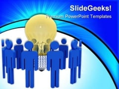 Global Thinking People PowerPoint Templates And PowerPoint Backgrounds 0211