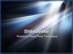 Glowing Background Abstract PowerPoint Themes And PowerPoint Slides 0411