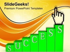 Good Business Results For Growth PowerPoint Templates Ppt Backgrounds For Slides 0713