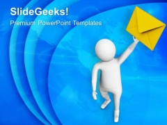 Got Your Business Mail PowerPoint Templates Ppt Backgrounds For Slides 0813