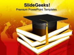 Graduation Concept Future PowerPoint Templates And PowerPoint Themes 0812