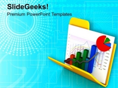 Graphical Analysis Of Performance PowerPoint Templates Ppt Backgrounds For Slides 0713