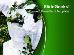Green Beautiful Background PowerPoint Templates Ppt Backgrounds For Slides 0613