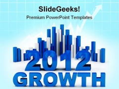 Growth 2012 Business PowerPoint Templates And PowerPoint Backgrounds 1011