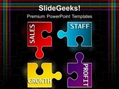Growth Profit Sales PowerPoint Templates And PowerPoint Themes 0512