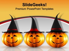 Halloween Festival Events PowerPoint Templates And PowerPoint Themes 0912