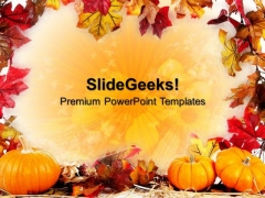 Halloween Festival PowerPoint Templates And PowerPoint Themes 0912