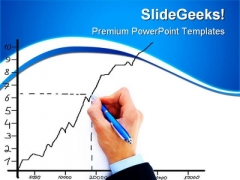 Hand Drawing Business Diagram Sales PowerPoint Themes And PowerPoint Slides 0411