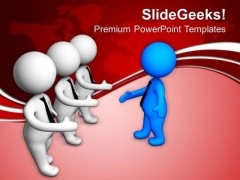 Handshake Business Partnership Concept PowerPoint Templates Ppt Backgrounds For Slides 0713