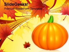 Happy Halloween Pumpkins Festival PowerPoint Templates Ppt Backgrounds For Slides 1212