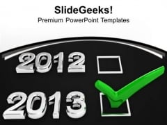 Happy New Year Holidays PowerPoint Templates Ppt Backgrounds For Slides 1112