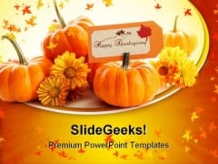 Happy Thanks Giving Holiday PowerPoint Themes And PowerPoint Slides 0411