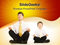 Harmony People PowerPoint Templates And PowerPoint Backgrounds 0711