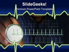 Health Care Medical PowerPoint Template 0510