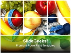 Healthy Food PowerPoint Templates And PowerPoint Themes 0912
