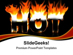 Hot Abstract PowerPoint Themes And PowerPoint Slides 0511