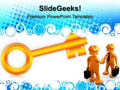 House Key Security PowerPoint Templates And PowerPoint Themes 0712