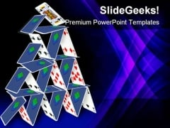 House Of Cards Fall Sports PowerPoint Templates And PowerPoint Backgrounds 0611