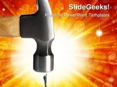 Idea Business PowerPoint Template 0910