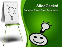 Idea Business PowerPoint Templates And PowerPoint Backgrounds 0211